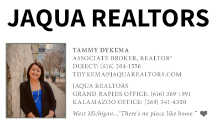 Tammy Dykema - Jaqua Realtors